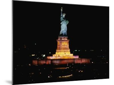 Statue of Liberty-Joseph Sohm-Mounted Photographic Print