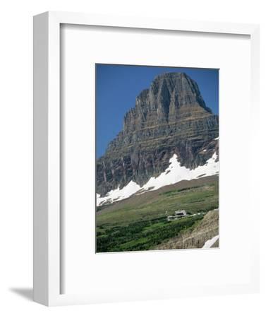 Reynolds Mountain in Summer-Neil Rabinowitz-Framed Photographic Print