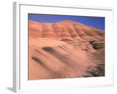 Painted hills - Oregon-Craig Tuttle-Framed Photographic Print