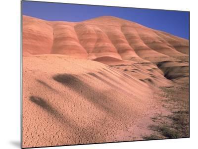Painted hills - Oregon-Craig Tuttle-Mounted Photographic Print
