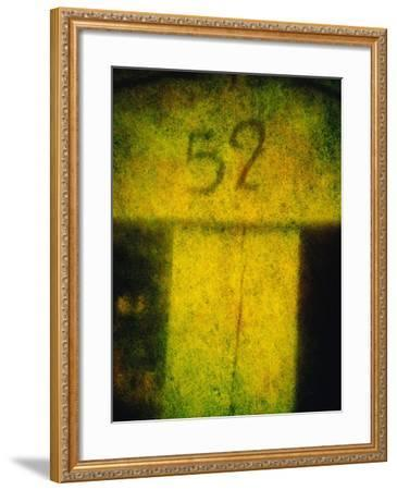 Building Number 52-Andre Burian-Framed Photographic Print