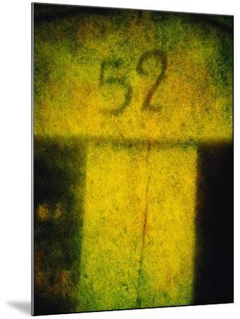 Building Number 52-Andre Burian-Mounted Photographic Print