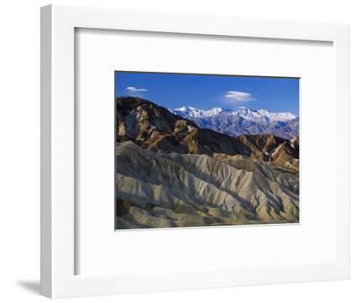 Death Valley Landscape-Bob Rowan-Framed Photographic Print