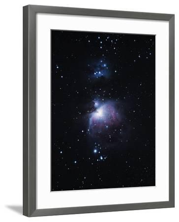 The Orion Nebula-Roger Ressmeyer-Framed Photographic Print