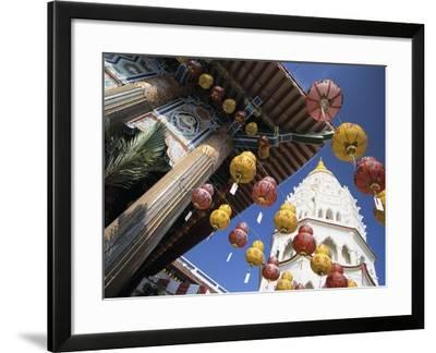 Ban Po Thar Pagoda in Malaysia--Framed Photographic Print