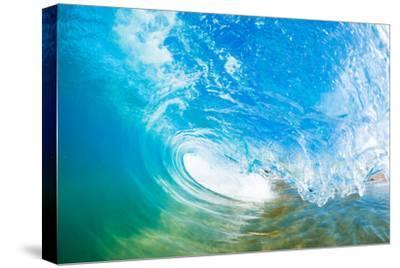 Ocean Wave-EpicStockMedia-Stretched Canvas Print