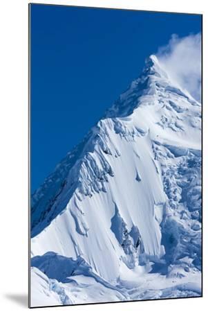Mountain Peaks, Anvers Island, Antarctica-Paul Souders-Mounted Photographic Print