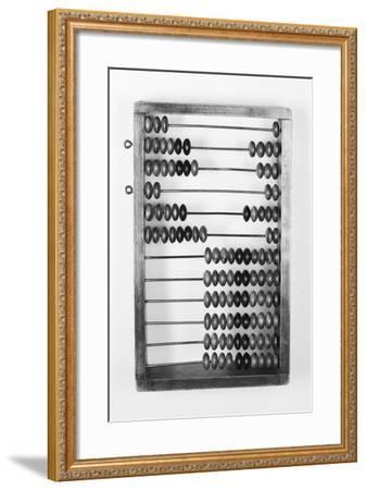 Wooden Abacus-Philip Gendreau-Framed Photographic Print