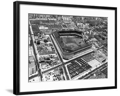 Ebbets Field in the 1950s, Flatbush Avenue, Brooklyn Photographic Print by  | Art com