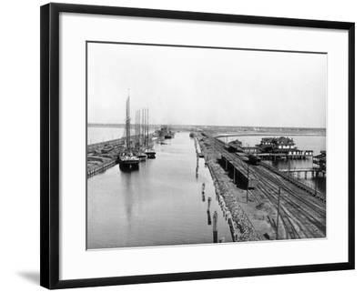Port Tampa--Framed Photographic Print
