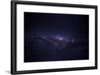Galactic Core of Milky Way-Roger Ressmeyer-Framed Photographic Print