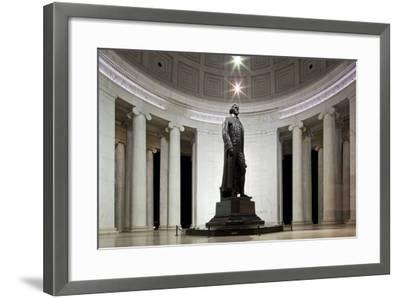 Jefferson Memorial, Washington, DC-Paul Souders-Framed Photographic Print