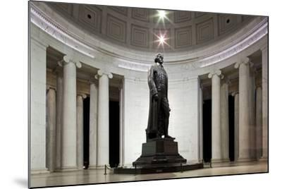 Jefferson Memorial, Washington, DC-Paul Souders-Mounted Photographic Print