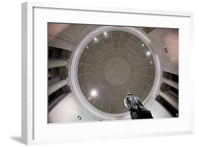 Jefferson Memorial, Washington, DC-Paul Souders-Framed Photographic Print