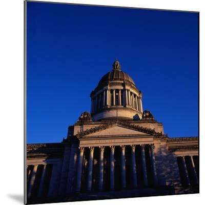 Washington State Capitol Building-Paul Souders-Mounted Photographic Print