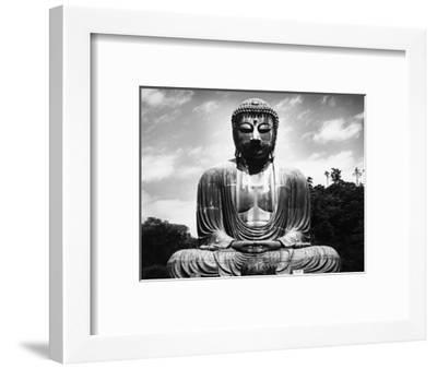 Great Buddha of Kamakura--Framed Photographic Print