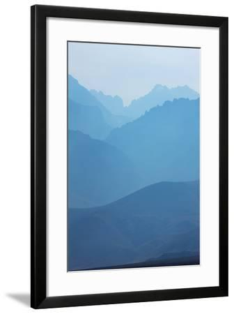 Sierra Nevada Mountains, California--Framed Photographic Print