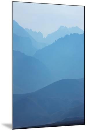 Sierra Nevada Mountains, California--Mounted Photographic Print