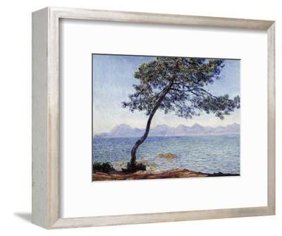 Antibes by Claude Monet, 1888--Framed Photographic Print