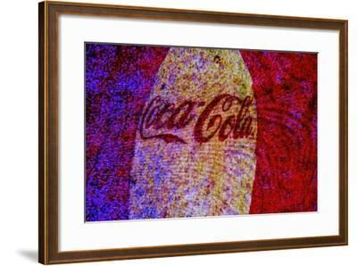 Coca-Cola-Andr? Burian-Framed Photographic Print