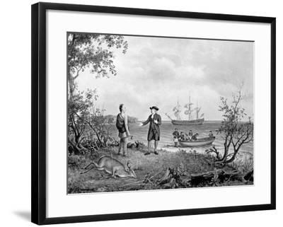 William Penn--Framed Photographic Print