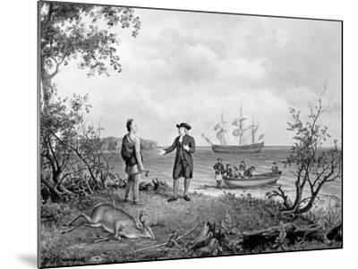 William Penn--Mounted Photographic Print
