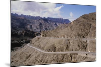 Khyber Pass-Pat Benic-Mounted Photographic Print