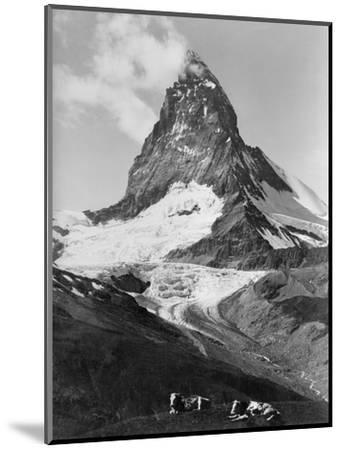 View of the Matterhorn-Philip Gendreau-Mounted Photographic Print