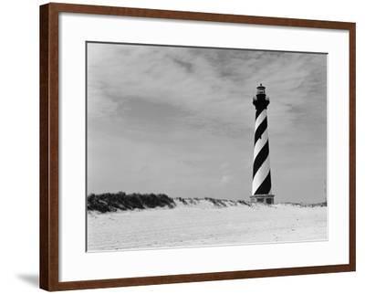 Cape Hatteras Lighthouse-GE Kidder Smith-Framed Photographic Print