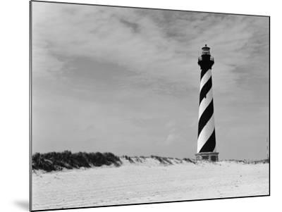 Cape Hatteras Lighthouse-GE Kidder Smith-Mounted Photographic Print