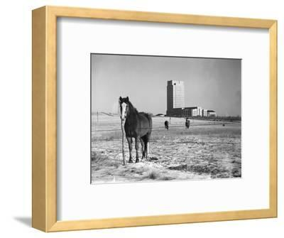 State Capitol-John Vachon-Framed Photographic Print