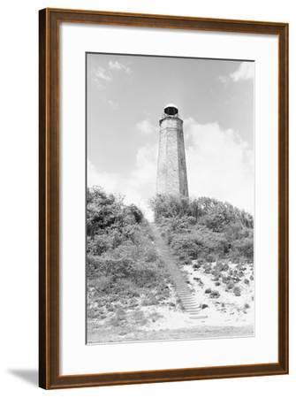 Old Cape Henry Lighthouse-Philip Gendreau-Framed Photographic Print