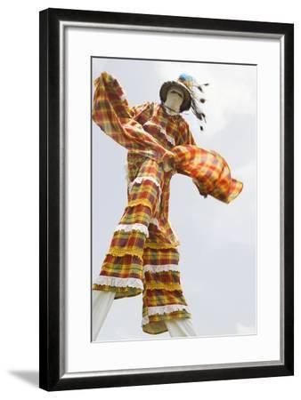 Moko Jumbie in St. Croix-Macduff Everton-Framed Photographic Print