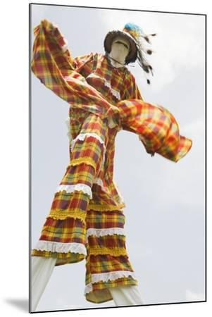 Moko Jumbie in St. Croix-Macduff Everton-Mounted Photographic Print