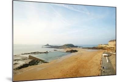 Old Town, St. Malo, France-Stefano Amantini-Mounted Photographic Print