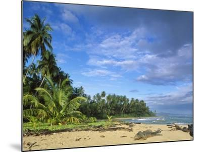 Beach in Limon, Costa Rica-Guido Cozzi-Mounted Photographic Print
