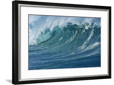 Ocean Wave-Rick Doyle-Framed Photographic Print