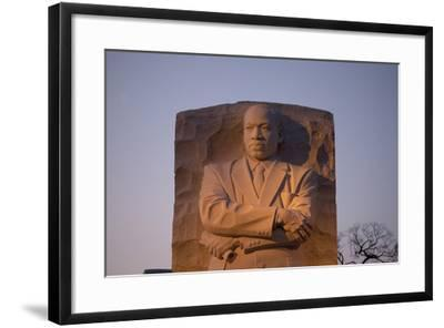 Martin Luther King Jr. National Memorial, a Monument to Civil Rights Leader, Washington, D.C.-Joseph Sohm-Framed Photographic Print
