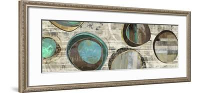 Stem Speckled II-PI Studio-Framed Art Print