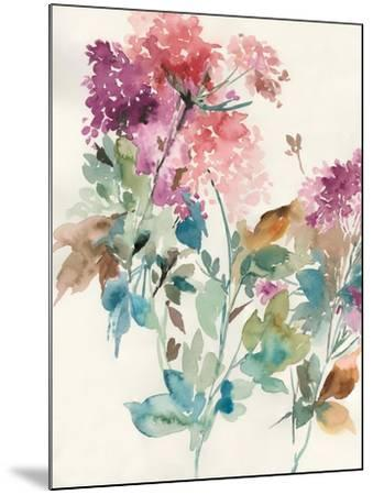 Sweet Hydrangea II-Asia Jensen-Mounted Art Print