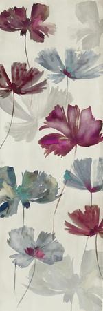 Ruffled Petals I-PI Studio-Framed Art Print