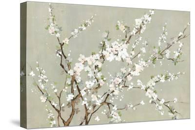 Geisha-Asia Jensen-Stretched Canvas Print