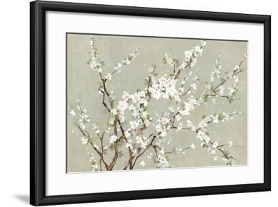 Geisha-Asia Jensen-Framed Art Print