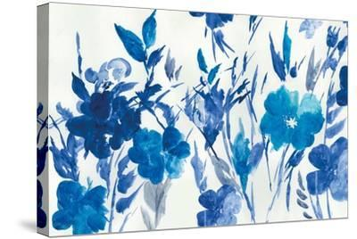 Blue Meadow-Asia Jensen-Stretched Canvas Print