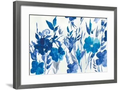Blue Meadow-Asia Jensen-Framed Art Print