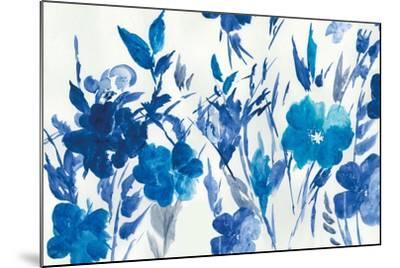 Blue Meadow-Asia Jensen-Mounted Art Print