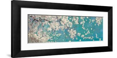 Osaka Blue II-Asia Jensen-Framed Art Print