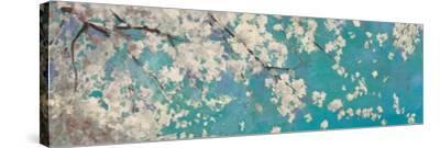 Osaka Blue II-Asia Jensen-Stretched Canvas Print