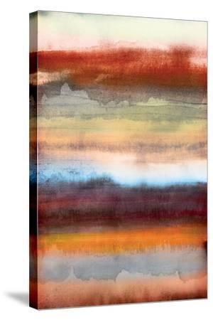Tribal Colour Wash II-PI Studio-Stretched Canvas Print