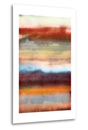 Tribal Colour Wash II-PI Studio-Metal Print